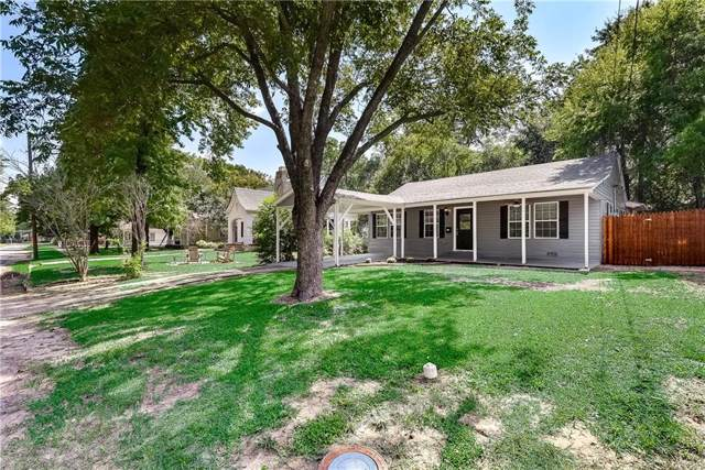 109 Howard Street, Terrell, TX 75160 (MLS #14182502) :: The Heyl Group at Keller Williams