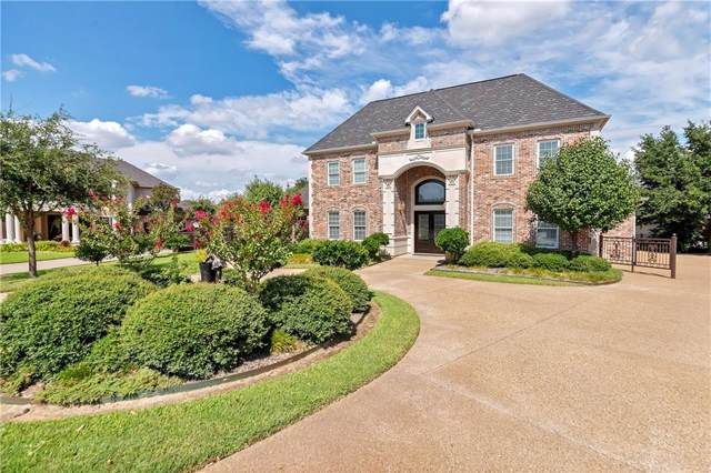 2811 Katherine Court, Dalworthington Gardens, TX 76016 (MLS #14182506) :: The Heyl Group at Keller Williams