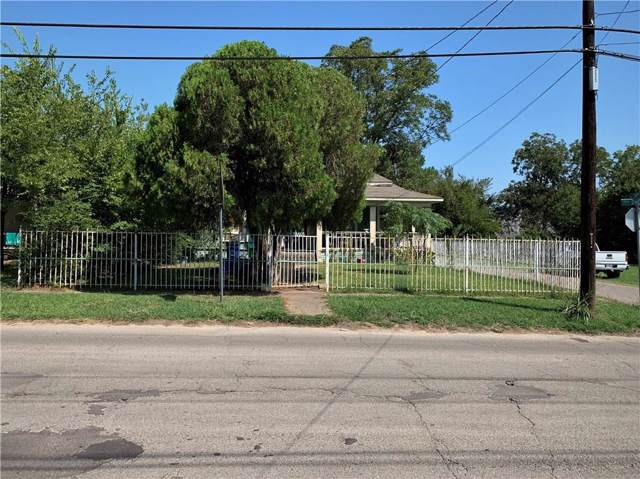 3522 Oneal Street, Greenville, TX 75401 (MLS #14182510) :: All Cities Realty