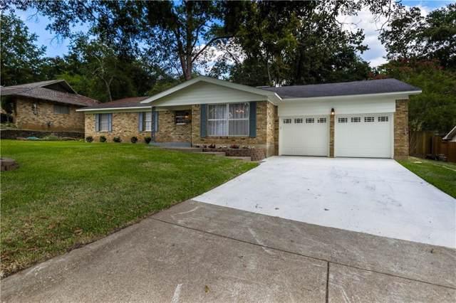3016 S Cameron Avenue, Tyler, TX 75701 (MLS #14182545) :: Frankie Arthur Real Estate