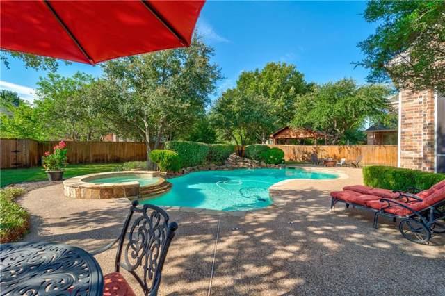 5113 Remington Park Drive, Flower Mound, TX 75028 (MLS #14182556) :: Baldree Home Team