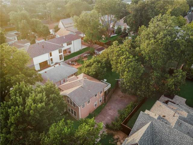 5519 Miller Avenue, Dallas, TX 75206 (MLS #14182584) :: The Real Estate Station