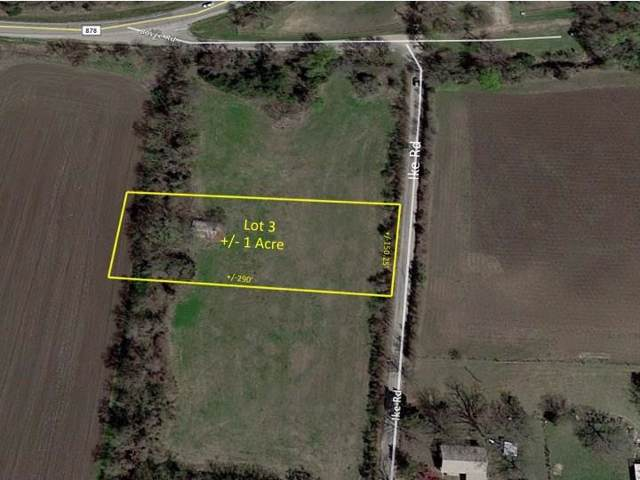 Lot 3 Ike Road, Waxahachie, TX 75165 (MLS #14182588) :: All Cities Realty
