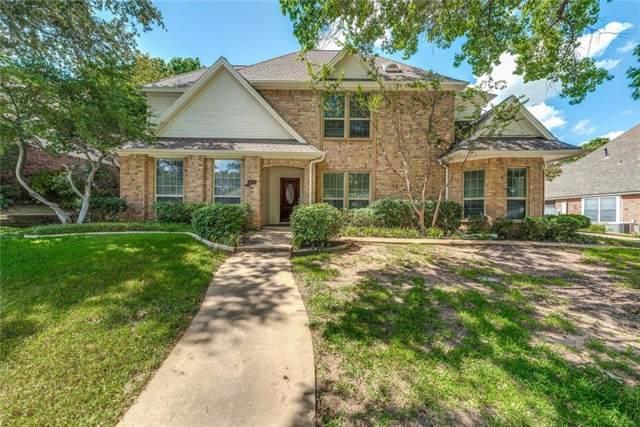 4300 Green Meadow Street E, Colleyville, TX 76034 (MLS #14182601) :: The Tierny Jordan Network