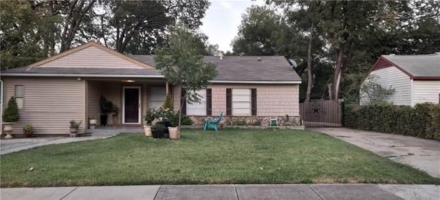 1505 Biggs Circle, Arlington, TX 76010 (MLS #14182618) :: Lynn Wilson with Keller Williams DFW/Southlake