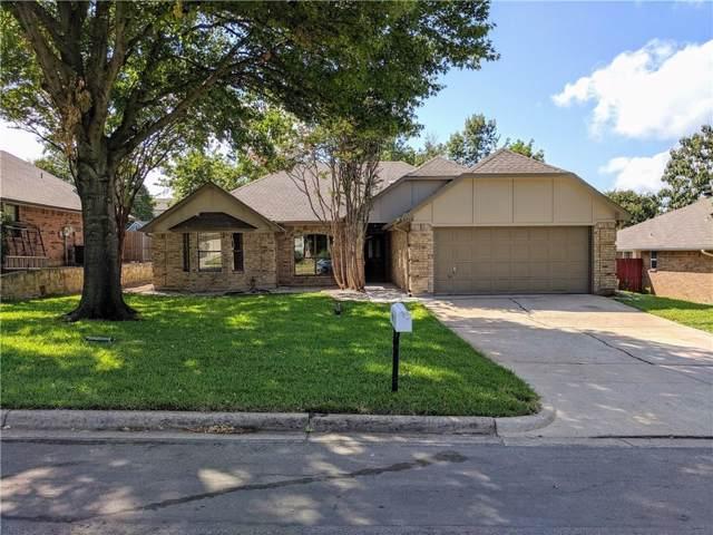 6716 Inwood Drive, North Richland Hills, TX 76182 (MLS #14182635) :: Team Hodnett