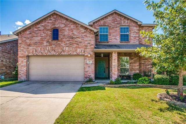 289 Blackhaw Drive, Fate, TX 75087 (MLS #14182636) :: RE/MAX Landmark