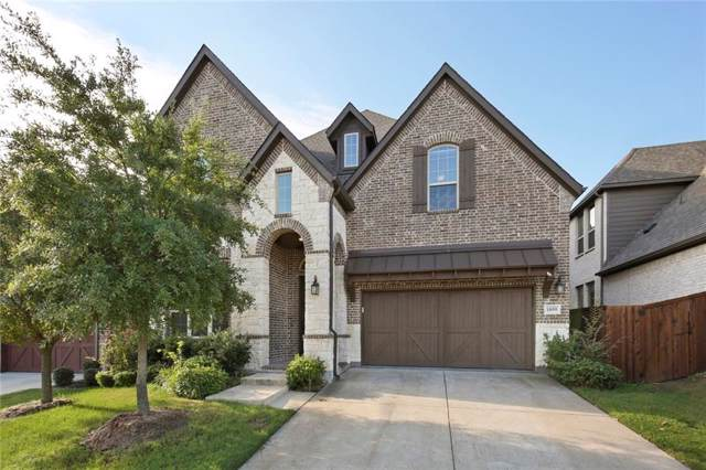 1859 Wood Duck Lane, Allen, TX 75013 (MLS #14182648) :: HergGroup Dallas-Fort Worth