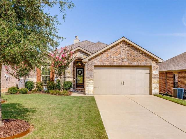 816 Osage Drive, Mckinney, TX 75071 (MLS #14182664) :: The Star Team | JP & Associates Realtors