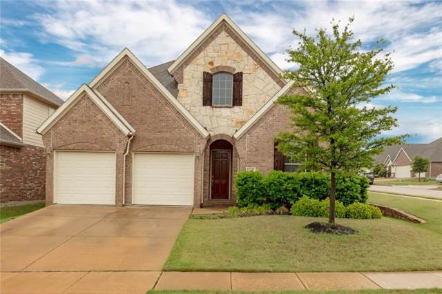 15300 Ringneck Street, Fort Worth, TX 76262 (MLS #14182701) :: The Paula Jones Team | RE/MAX of Abilene