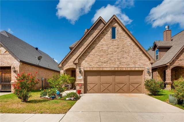 221 Post View Drive, Aledo, TX 76008 (MLS #14182723) :: Potts Realty Group