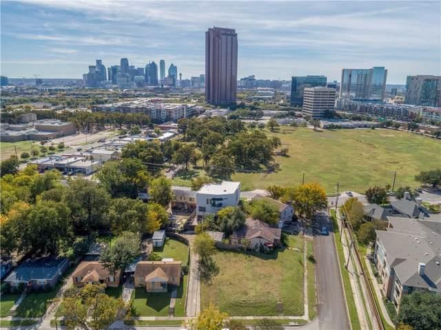 2714 N Carroll Avenue, Dallas, TX 75204 (MLS #14182732) :: RE/MAX Town & Country