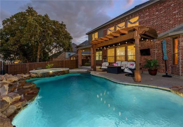 214 Barkley Drive, Hickory Creek, TX 75065 (MLS #14182735) :: SubZero Realty
