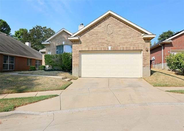 524 N Cross Ridge Circle, Fort Worth, TX 76120 (MLS #14182747) :: Real Estate By Design