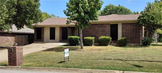 317 Sunnyview Drive, Mansfield, TX 76063 (MLS #14182770) :: All Cities Realty