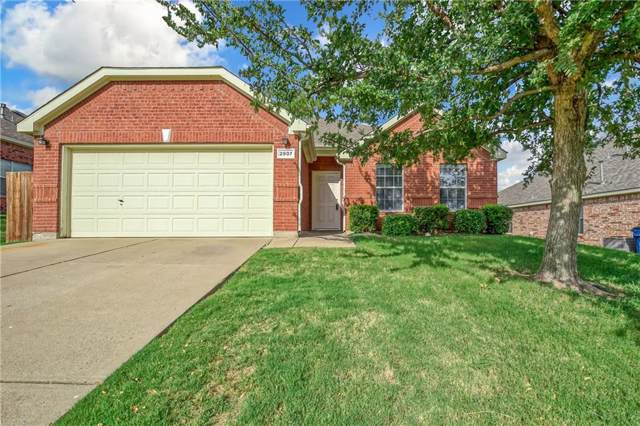 2807 Quarter Horse Lane, Celina, TX 75009 (MLS #14182776) :: Real Estate By Design