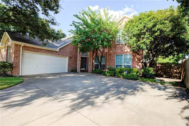 4902 Water Oak Drive, Grand Prairie, TX 75052 (MLS #14182802) :: Van Poole Properties Group