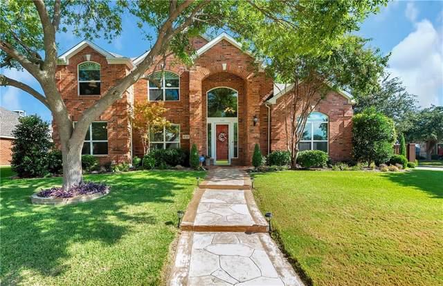 4121 Mildenhall Drive, Plano, TX 75093 (MLS #14182820) :: Kimberly Davis & Associates