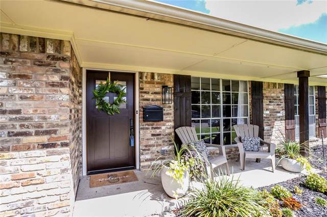 7311 Whispering Pines Drive, Dallas, TX 75248 (MLS #14182832) :: Van Poole Properties Group