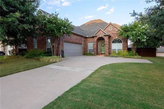 3318 Brampton Drive, Corinth, TX 76210 (MLS #14182844) :: Baldree Home Team