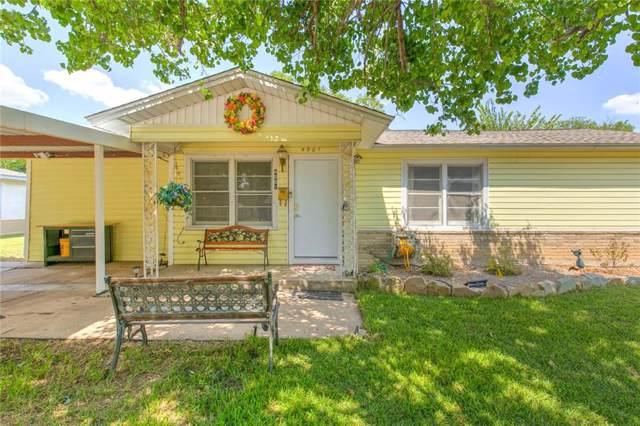4901 Nadine Drive, Haltom City, TX 76117 (MLS #14182879) :: Team Hodnett