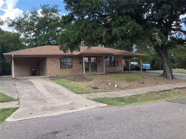 1113 Star Street, Bonham, TX 75418 (MLS #14182890) :: Ann Carr Real Estate