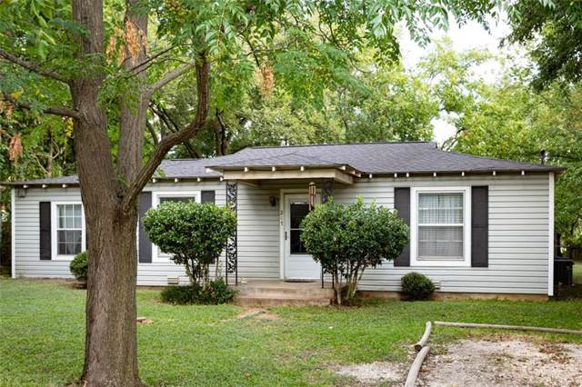 217 4th Street, Joshua, TX 76058 (MLS #14182892) :: The Heyl Group at Keller Williams