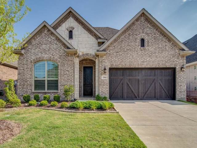 2904 Seattle Slew Drive, Celina, TX 75009 (MLS #14182898) :: Lynn Wilson with Keller Williams DFW/Southlake