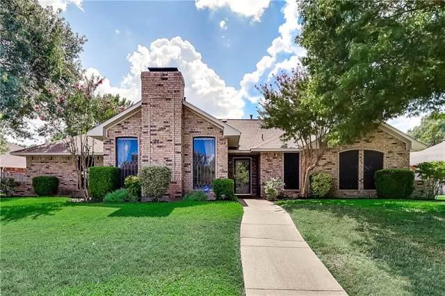 211 Driftwood Lane, Desoto, TX 75115 (MLS #14182903) :: Team Hodnett
