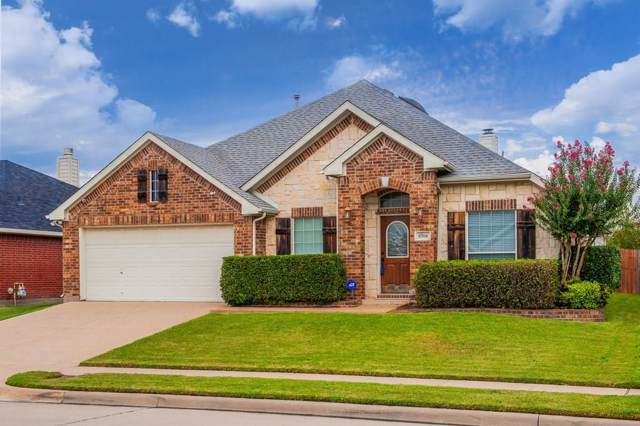 6708 Victory Crest Drive, Arlington, TX 76002 (MLS #14182929) :: Van Poole Properties Group