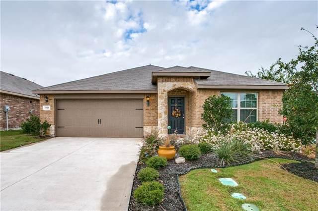 1010 Bend Court, Forney, TX 75126 (MLS #14182934) :: RE/MAX Landmark