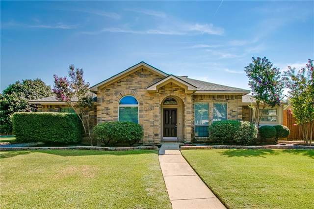 102 Creekside Lane, Coppell, TX 75019 (MLS #14182946) :: The Heyl Group at Keller Williams