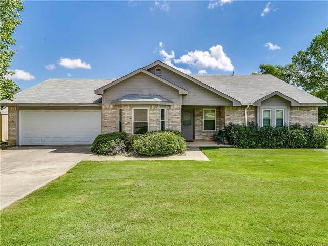 105 Sweetbriar Place, Joshua, TX 76058 (MLS #14182962) :: The Heyl Group at Keller Williams