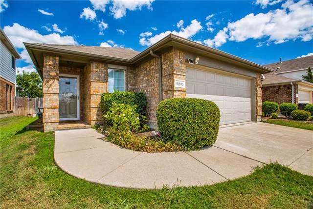 5805 Melanie Drive, Fort Worth, TX 76131 (MLS #14182964) :: Ann Carr Real Estate