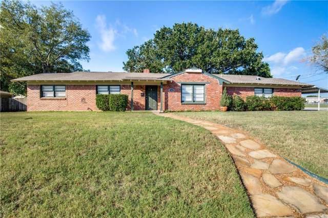 7508 Hovenkamp Avenue, Richland Hills, TX 76118 (MLS #14182981) :: The Real Estate Station