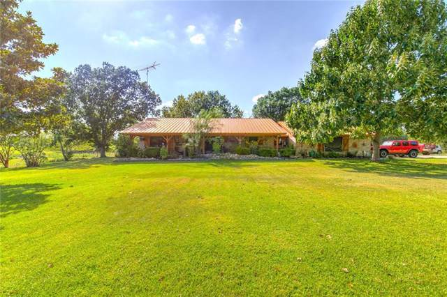 675 County Road 243, Hico, TX 76457 (MLS #14182991) :: RE/MAX Town & Country