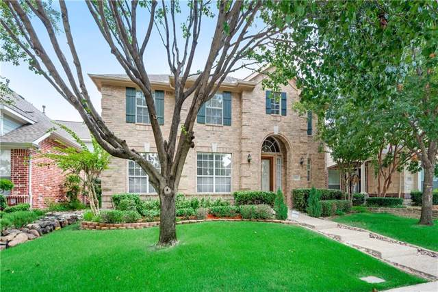 1620 Hawkins Court, Carrollton, TX 75010 (MLS #14182993) :: Baldree Home Team