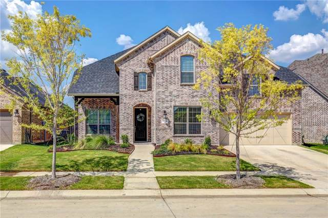 1520 12th Street, Argyle, TX 76226 (MLS #14183021) :: The Heyl Group at Keller Williams