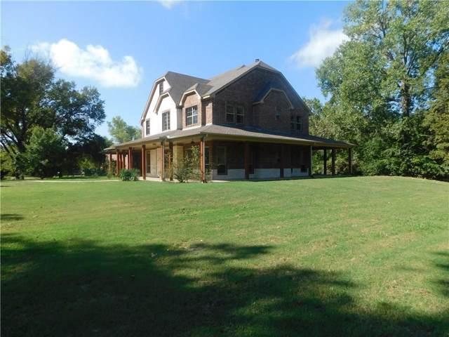 460 Willow Circle, Springtown, TX 76082 (MLS #14183042) :: The Heyl Group at Keller Williams