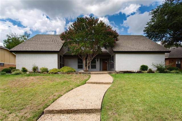 4205 Country Club Drive, Plano, TX 75074 (MLS #14183043) :: RE/MAX Town & Country