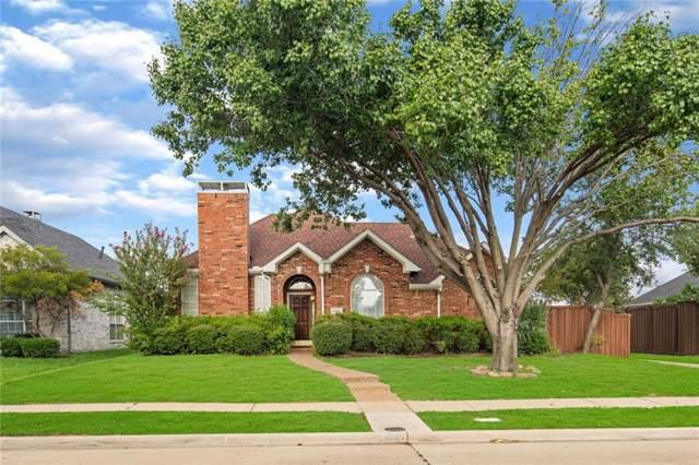 4029 Desert Mountain Drive, Plano, TX 75093 (MLS #14183048) :: The Good Home Team