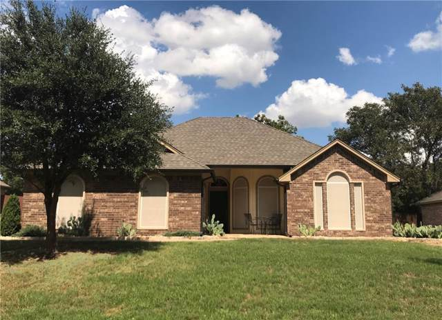 9417 Ravenswood Road, Granbury, TX 76049 (MLS #14183061) :: The Heyl Group at Keller Williams