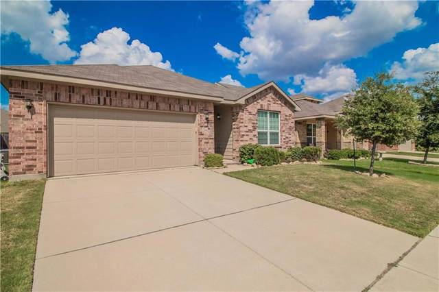 1717 Quail Springs Circle, Fort Worth, TX 76177 (MLS #14183080) :: RE/MAX Town & Country
