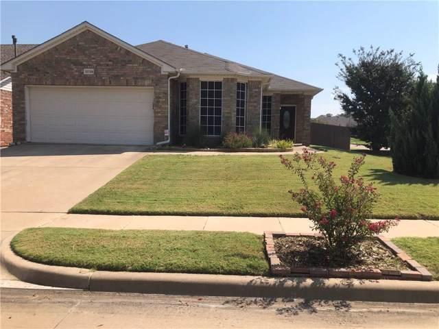 12728 Hannahsville Lane, Fort Worth, TX 76244 (MLS #14183082) :: The Heyl Group at Keller Williams