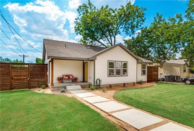 3770 Cortez Drive, Dallas, TX 75220 (MLS #14183084) :: HergGroup Dallas-Fort Worth