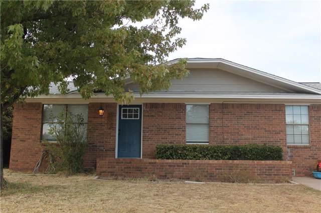 1302 Baylor Street, Abilene, TX 79602 (MLS #14183099) :: The Real Estate Station