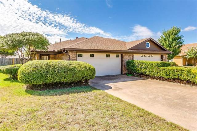237 Mountainview Drive, Hurst, TX 76054 (MLS #14183126) :: The Mitchell Group