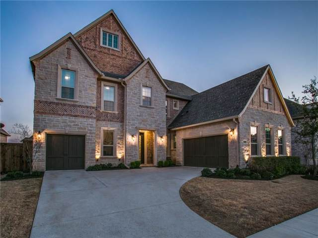 2415 Gelding Lane, Frisco, TX 75036 (MLS #14183127) :: Ann Carr Real Estate