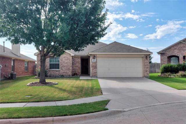 14216 Polo Ranch Street, Fort Worth, TX 76052 (MLS #14183139) :: Kimberly Davis & Associates