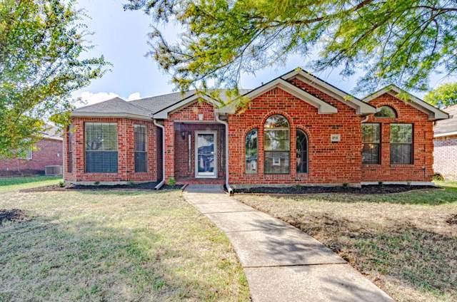 2713 High Pointe Boulevard, Mckinney, TX 75071 (MLS #14183141) :: Kimberly Davis & Associates